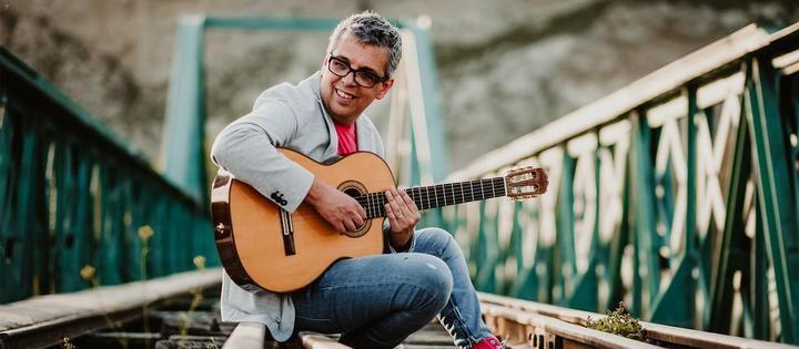 Concierto de Pedro Guerra en Alcobendas