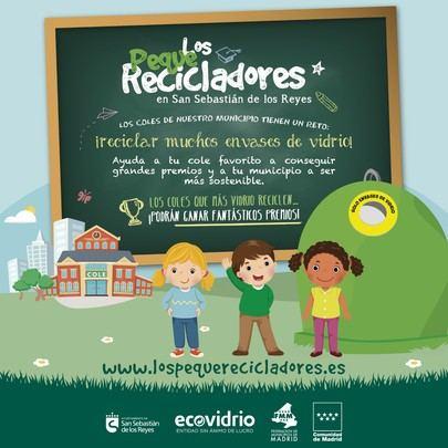 Sanse pone en marcha la campaña 'Los Peque Recicladores'