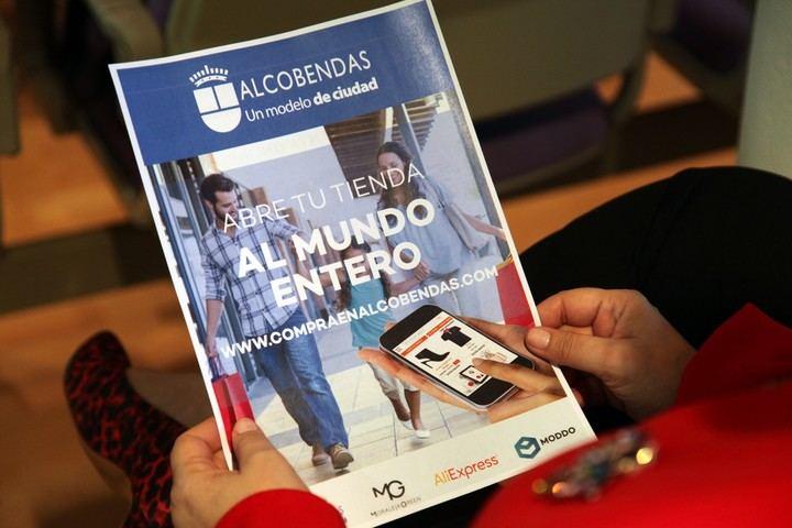 Alcobendas pone en marcha una plataforma de venta on line para sus comercios