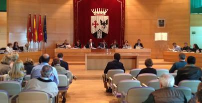 Los insultos del PSOE al Alcalde de Alcobendas tensan el pleno municipal
