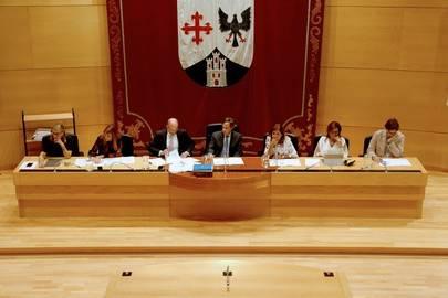 El Ayuntamiento permite que se construyan 500 pisos en La Moraleja