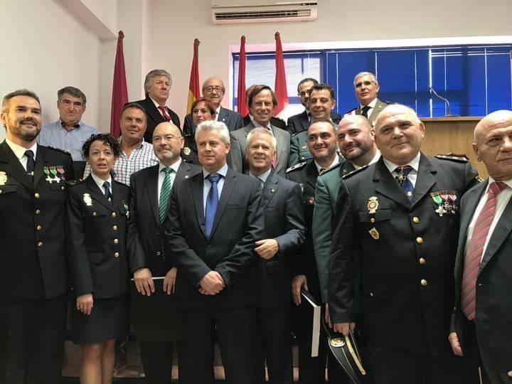 La Policía Nacional celebró el 2 de octubre su onomástica