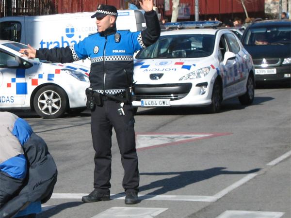La Policía Local aumenta los controles de Alcohol y Drogas