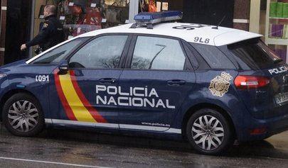 La Policía Nacional salva la vida a una mujer de edad en Alcobendas