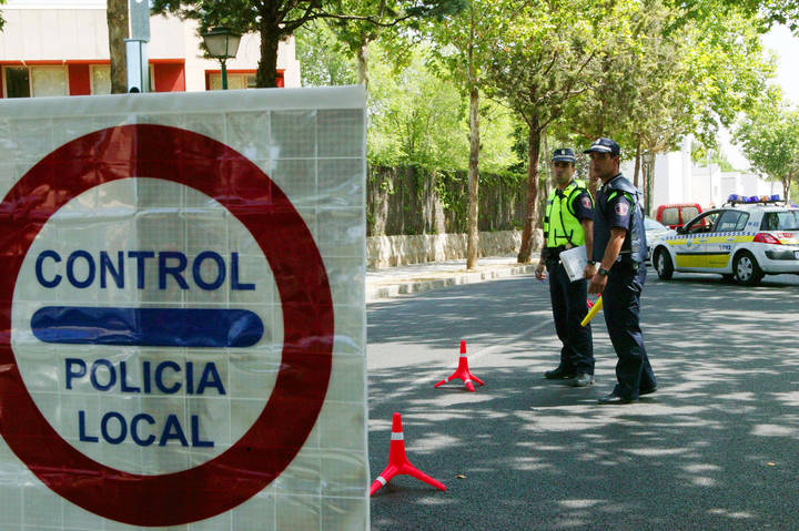 La Policía multiplica los controles de Alcohol y Drogas