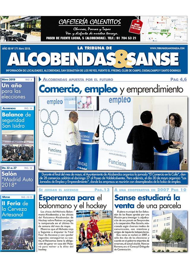 Consulta La versión digital de La Tribuna de Alcobendas y San Sebastián de los Reyes
