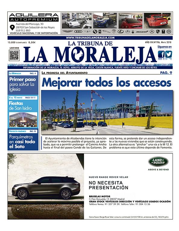Consulta La versión digital de La Tribuna de La Moraleja