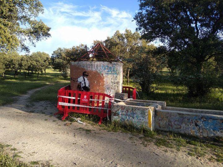 Izquierda Independiente denuncia la destrucción de parte del patrimonio histórico de Sanse