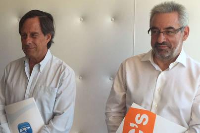 El PP y Ciudadanos acercan posturas para aprobar los presupuestos de 2017
