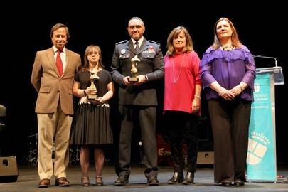 Alcobendas entrega los Premios Atenea y Hombres por la Igualdad