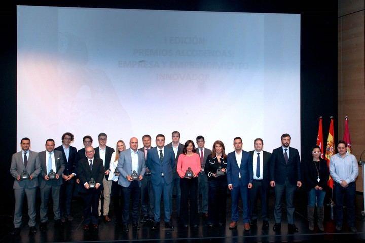 Alcobendas entrega sus primeros premios 'Empresa y Emprendimiento Innovador'