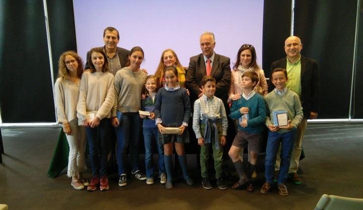 Dos alumnos del colegio Aldovea y una alumna del San Patricio ganan el Concurso de Cuentos de La Asociación Juvenil Peñalara