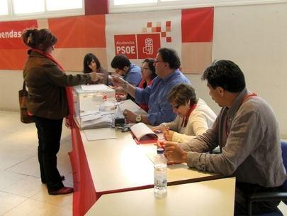 Los afiliados del PSOE elegirán a su candidato para las elecciones de 2019