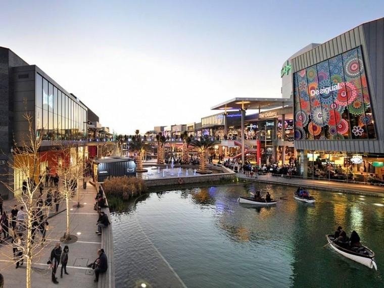 El centro comercial m s grande de europa podr a - Centro comercial de la moraleja ...