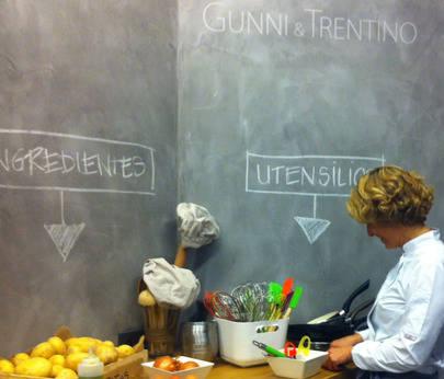 Campamento de Cocinas del Mundo para niños