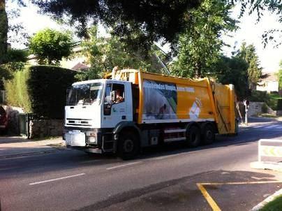 La basura se recogerá cada dos días en La Moraleja