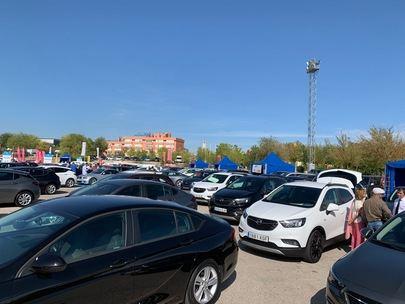 Empieza en Alcobendas la XI Feria del Vehículo de Ocasión