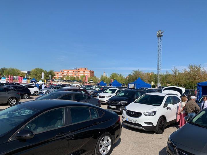 Renovauto 2019 'pincha' y vende 36 coches menos que en 2018