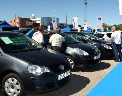 Renovauto 2015 vende 253 vehículos