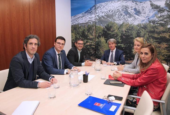 Ayuntamiento y Comunidad de Madrid estudian soluciones a la movilidad en Alcobendas