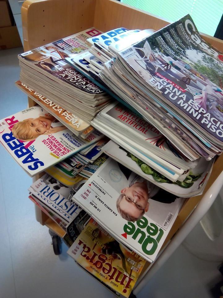 Alcobendas dona libros y revistas a tres hoteles medicalizados en Madrid
