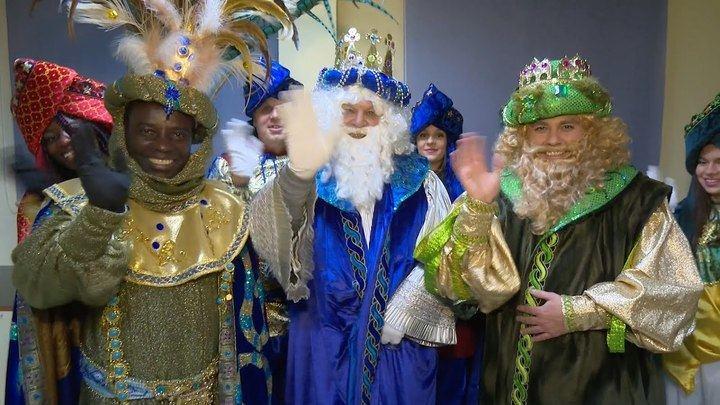 Sanse transforma su tradicional cabalgata de Reyes
