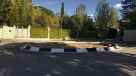Inversión de 22.044 euros para hacer una rotonda en Vereda del Tiro
