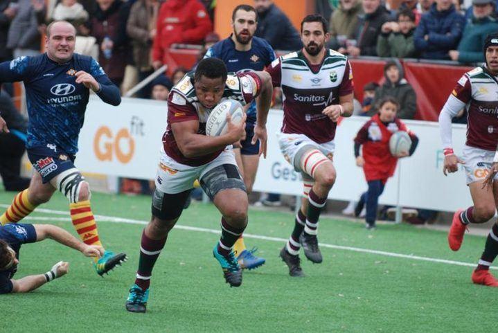 El Rugby Alcobendas juega la Final de la Copa del Rey contra el Barca