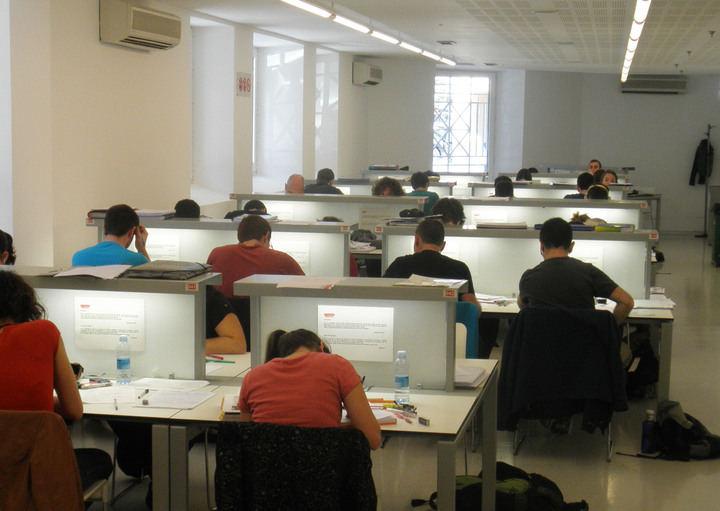 Horario especial para la preparación de exámenes en las mediatecas municipales de Alcobendas