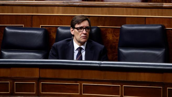 El Gobierno admite ahora que el 'contagio importante' en Madrid se produjo a finales de febrero, antes del 8M