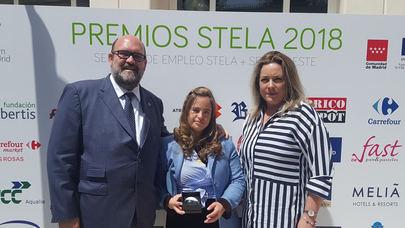 La Fundación Síndrome de Down reconoce aI colegio San Patricio