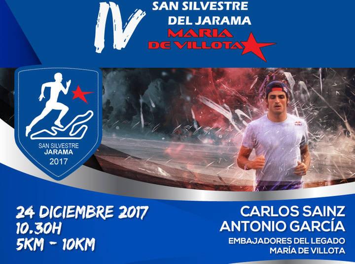 IV edición de la San Silvestre Jarama-RACE