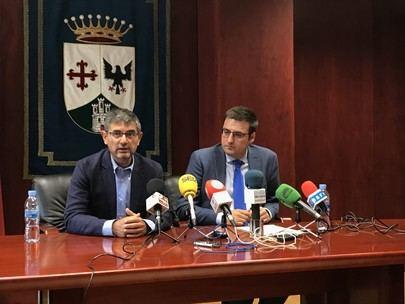 Ciudadanos espero la dimisión de Vinuesa hasta el último día