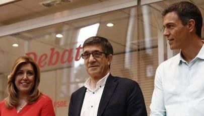 Pedro Sánchez gana en Alcobendas y Susana Díaz en Sanse