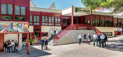 Reconocimiento al colegio San Patricio por dos proyectos en I+D+l