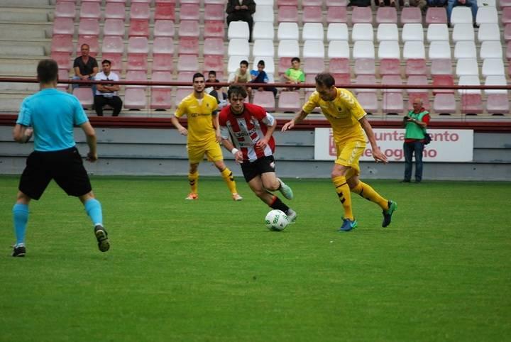 El Alcobendas Sport buscará la remontada en el Estadio Luis Aragonés