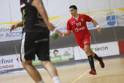 Importante victoria del Secin Balonmano Alcobendas en Zarautz
