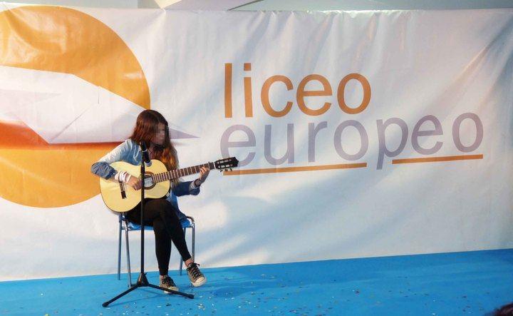 Quinta edición del Talent Show en el colegio Liceo Europeo de La Moraleja