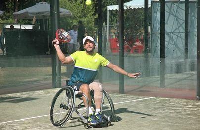 Campeonato de España por comunidades autónomas de pádel en silla de Ruedas
