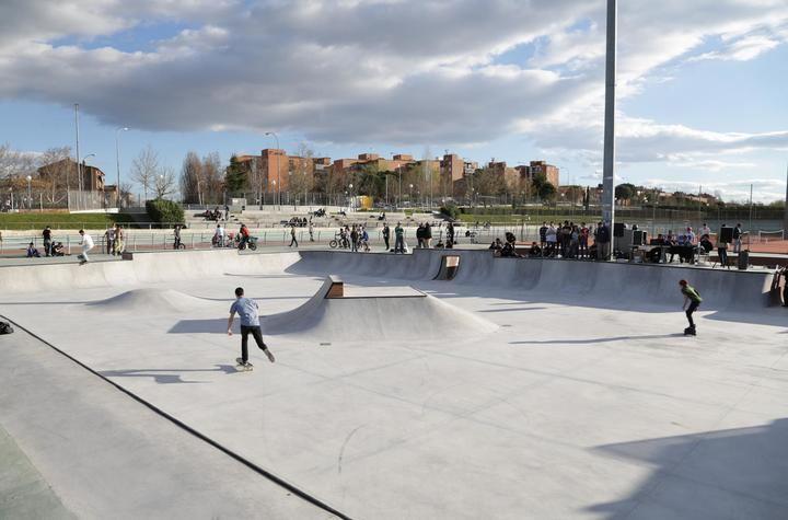 Reforma del Skate Park