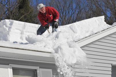 Guía práctica para mejorar la situación de los edificios y las viviendas tras la nevada