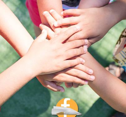 El colegio Liceo Europeo organiza la 'Vuelta Solidaria'