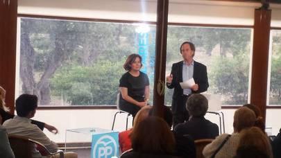 Soraya Sa�nz de Santamar�a visita Alcobendas