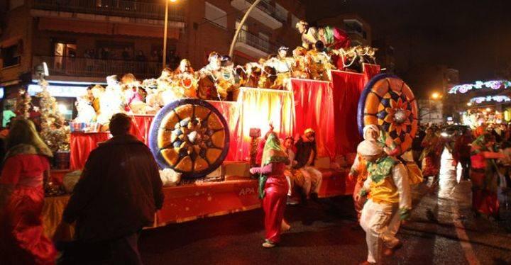 La cabalgata de los Reyes en Sanse saldrá desde Tempranales