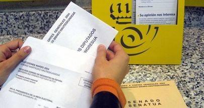 Plazo abierto para el voto por correo