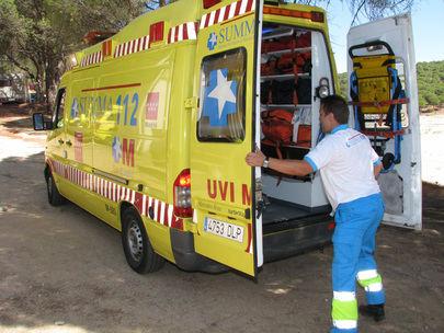 Muere una septuagenaria atropellada en la calle Manuel de Falla de Alcobendas
