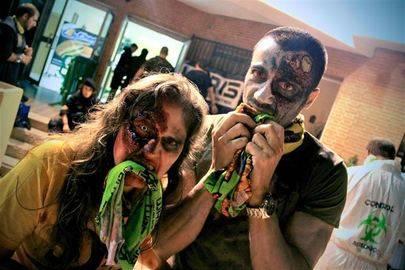 Los zombies