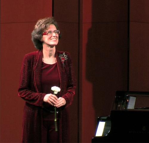 Concierto de Silvya Torán en el Auditorio Paco de Lucía