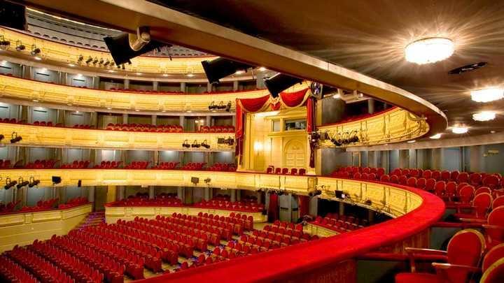 El Teatro Real peleó con la gripe y el cólera