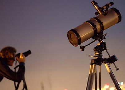 El Muncyt de Alcobendas ofrece una observación astronómica